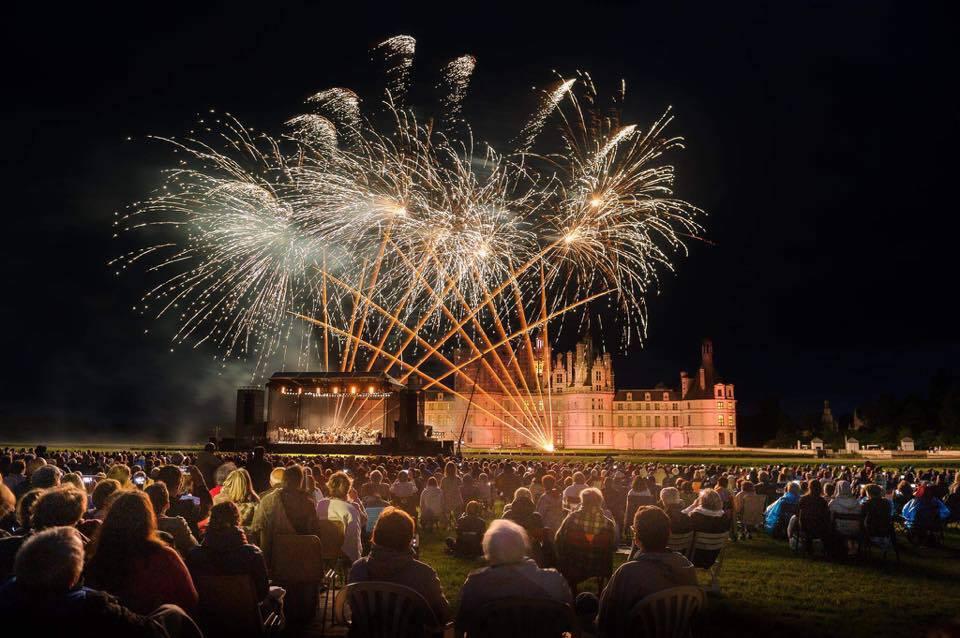 Festival de Chambord 2016 par ARTEVENTIA
